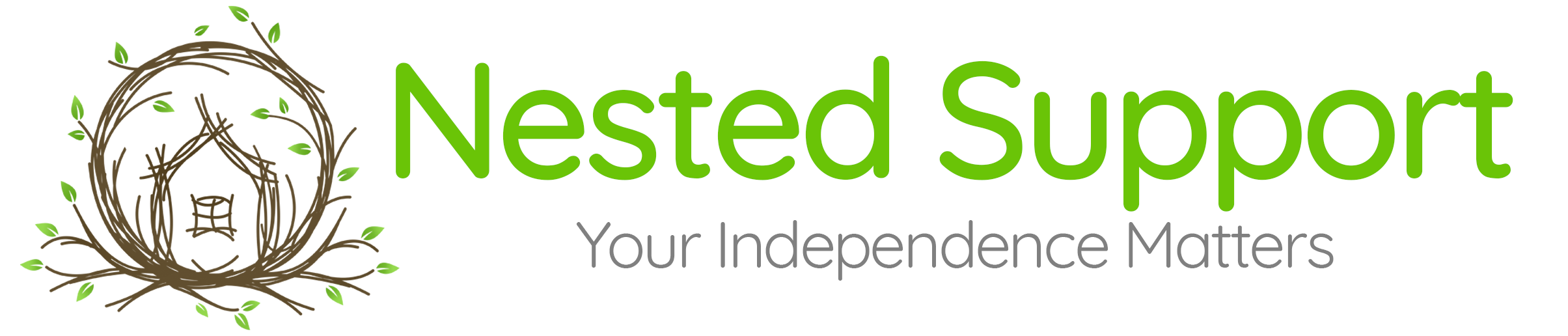 Nested Support Logo