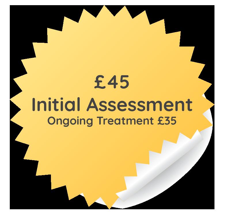 Initial Assessment Logo